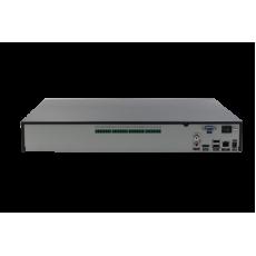 32-канальный IP-видеорегистратор на 4 жёстких диска PVDR-IP5-32M4 v.5.9.1 Black оригинал