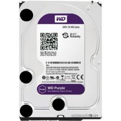 Жесткий диск Western Digital 1000Gb <WD10PURX> Purple оригинал