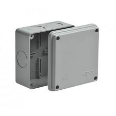 Коробка TYCO 100х100х50 распределительная для открытой проводки оригинал
