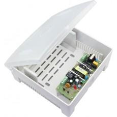 Блок питания Polyvision 12В, 3А с поддержкой АКБ 7Ач PPS12-03P1-7x1 оригинал