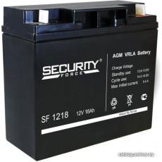 Аккумулятор для ИБП Security Force SF 1218 (12В/18 А·ч) оригинал