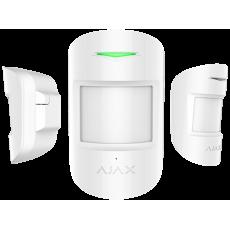 Комбинированный датчик движения и разбития стекла Ajax CombiProtect оригинал