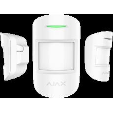 Датчик движения с микроволновым сенсором Ajax MotionProtect Plus оригинал