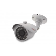 Бюджетная уличная AHD 720p мини ИК-видеокамера (H42+XM310) с фиксированным объективом PN-A1-B3.6 v.2.0.1 оригинал