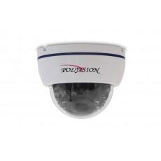 Купольная 2Мп IP-камера для помещений с вариофокальным объективом, аудиовходом PDM1-IP2-V12 v.2.4.4 оригинал